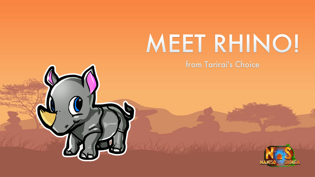 Meet Rhino from Tarirai's Choice!